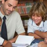 Male teacher increase in UK Primary Schools
