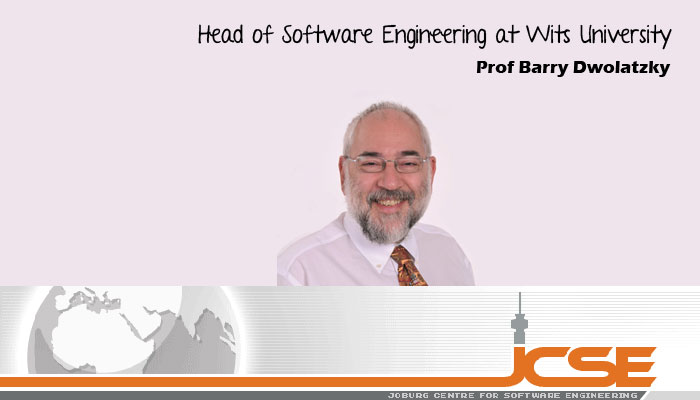 JCSE - Prof Barry